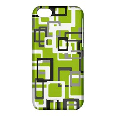 Pattern Abstract Form Four Corner Apple Iphone 5c Hardshell Case