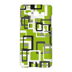 Pattern Abstract Form Four Corner Samsung Galaxy A5 Hardshell Case
