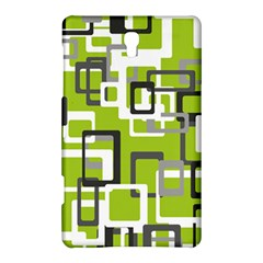 Pattern Abstract Form Four Corner Samsung Galaxy Tab S (8.4 ) Hardshell Case