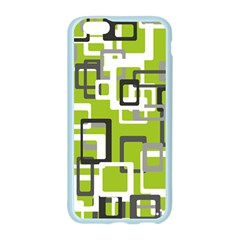 Pattern Abstract Form Four Corner Apple Seamless iPhone 6/6S Case (Color)