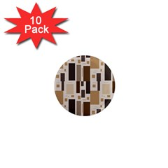 Pattern Wallpaper Patterns Abstract 1  Mini Magnet (10 pack)