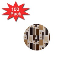 Pattern Wallpaper Patterns Abstract 1  Mini Magnets (100 Pack)