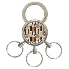 Pattern Wallpaper Patterns Abstract 3 Ring Key Chains