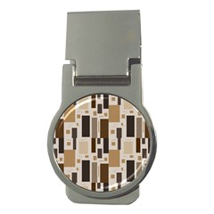 Pattern Wallpaper Patterns Abstract Money Clips (Round)