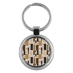 Pattern Wallpaper Patterns Abstract Key Chains (Round)