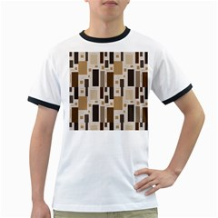 Pattern Wallpaper Patterns Abstract Ringer T-Shirts