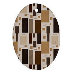 Pattern Wallpaper Patterns Abstract Oval Ornament (two Sides)
