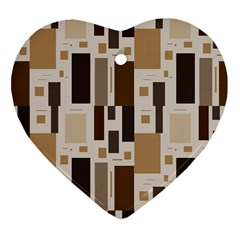 Pattern Wallpaper Patterns Abstract Heart Ornament (two Sides)