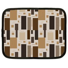 Pattern Wallpaper Patterns Abstract Netbook Case (XL)