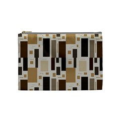 Pattern Wallpaper Patterns Abstract Cosmetic Bag (Medium)