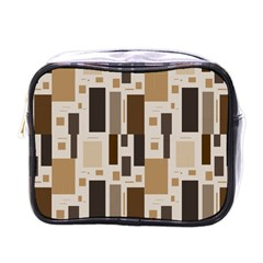 Pattern Wallpaper Patterns Abstract Mini Toiletries Bags