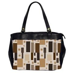 Pattern Wallpaper Patterns Abstract Office Handbags (2 Sides)