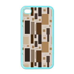 Pattern Wallpaper Patterns Abstract Apple iPhone 4 Case (Color)