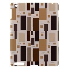 Pattern Wallpaper Patterns Abstract Apple Ipad 3/4 Hardshell Case