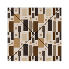 Pattern Wallpaper Patterns Abstract Acrylic Tangram Puzzle (6  X 6 )