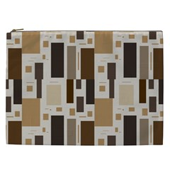 Pattern Wallpaper Patterns Abstract Cosmetic Bag (xxl)