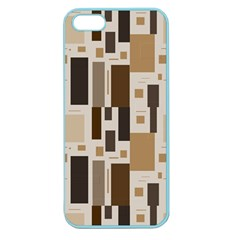 Pattern Wallpaper Patterns Abstract Apple Seamless Iphone 5 Case (color)