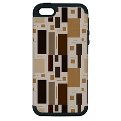 Pattern Wallpaper Patterns Abstract Apple iPhone 5 Hardshell Case (PC+Silicone)