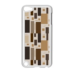 Pattern Wallpaper Patterns Abstract Apple iPod Touch 5 Case (White)