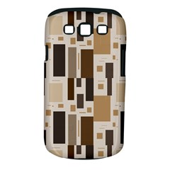 Pattern Wallpaper Patterns Abstract Samsung Galaxy S III Classic Hardshell Case (PC+Silicone)