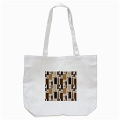 Pattern Wallpaper Patterns Abstract Tote Bag (white)