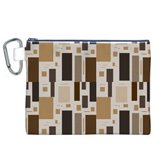 Pattern Wallpaper Patterns Abstract Canvas Cosmetic Bag (xl)