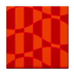 Background Texture Pattern Colorful Tile Coasters