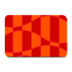 Background Texture Pattern Colorful Plate Mats