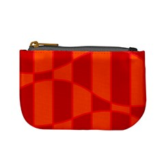 Background Texture Pattern Colorful Mini Coin Purses
