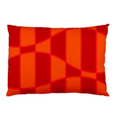 Background Texture Pattern Colorful Pillow Case (two Sides)