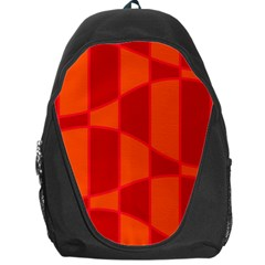 Background Texture Pattern Colorful Backpack Bag
