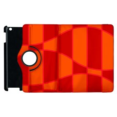 Background Texture Pattern Colorful Apple iPad 2 Flip 360 Case