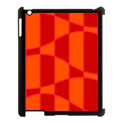 Background Texture Pattern Colorful Apple Ipad 3/4 Case (black)