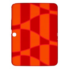 Background Texture Pattern Colorful Samsung Galaxy Tab 3 (10.1 ) P5200 Hardshell Case