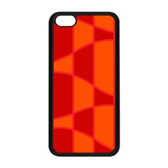 Background Texture Pattern Colorful Apple Iphone 5c Seamless Case (black)