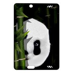 Panda Amazon Kindle Fire HD (2013) Hardshell Case