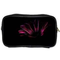Pattern Design Abstract Background Toiletries Bags 2 Side