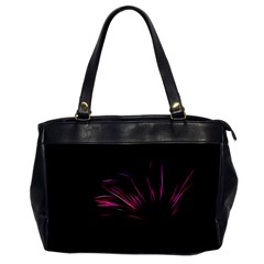 Pattern Design Abstract Background Office Handbags