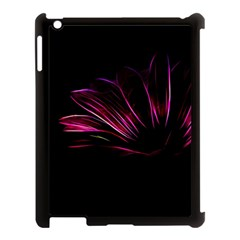 Pattern Design Abstract Background Apple Ipad 3/4 Case (black)