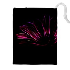 Pattern Design Abstract Background Drawstring Pouches (xxl)
