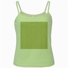 Pattern Background Green Lines Green Spaghetti Tank