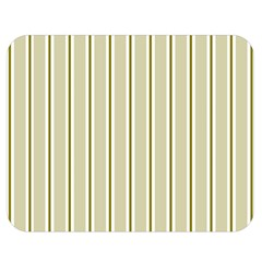 Pattern Background Green Lines Double Sided Flano Blanket (medium)