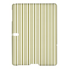 Pattern Background Green Lines Samsung Galaxy Tab S (10 5 ) Hardshell Case