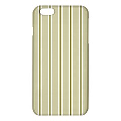 Pattern Background Green Lines Iphone 6 Plus/6s Plus Tpu Case