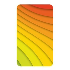 Abstract Pattern Lines Wave Memory Card Reader
