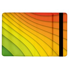 Abstract Pattern Lines Wave Ipad Air Flip