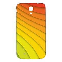 Abstract Pattern Lines Wave Samsung Galaxy Mega I9200 Hardshell Back Case