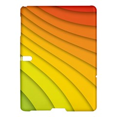 Abstract Pattern Lines Wave Samsung Galaxy Tab S (10 5 ) Hardshell Case