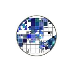 Design Hat Clip Ball Marker (4 pack)