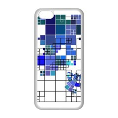 Design Apple Iphone 5c Seamless Case (white)